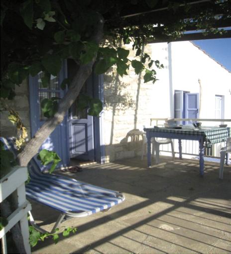 terrasse tochni