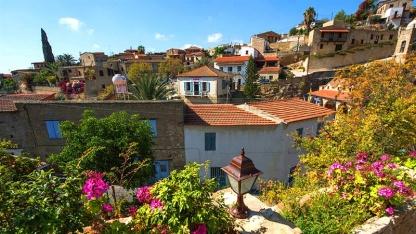 tochni village fleuri