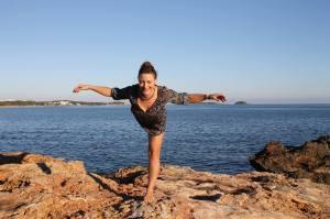 yoga capucine
